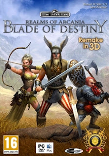 Realms of Arkania Blade of Destiny - PC (Download Completo)