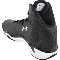 For superb layers of protection and cushion, the Under Armour® Micro G Anatomix Spawn basketball shoes will be your partner on the court. Featuring a slimmer cut, this basketball shoe eliminates the bulk of extra fabric so that you can move faster. When you need it and wherever you are, this basketball shoe is here for you.