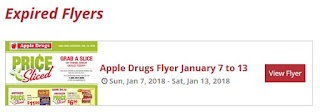 Apple Drugs Weekly Flyer January 7 – 13, 2018 is currently available – Find the latest weekly flyer for Apple Drugs. Also, keep your challenge with coupons and great deals from Apple Drugs.