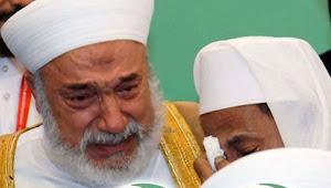 Mengapa Habib Luthfi dan Syaikh Rajab Dieb Menangis?