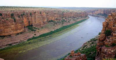 gandikota, andhra pradesh, grand canyon