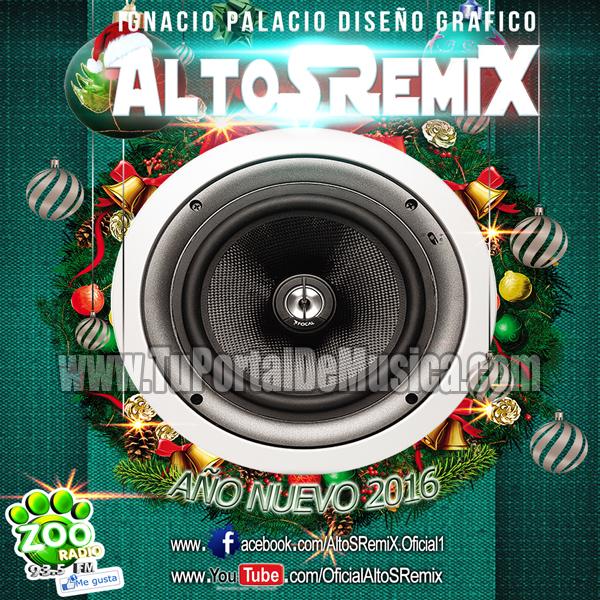 Edicion Fiestas AltoSRemiX Vol. 7.5 (2016)