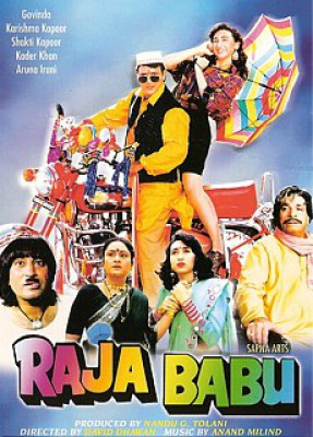 Raja Babu 1994 Hindi Movie Download