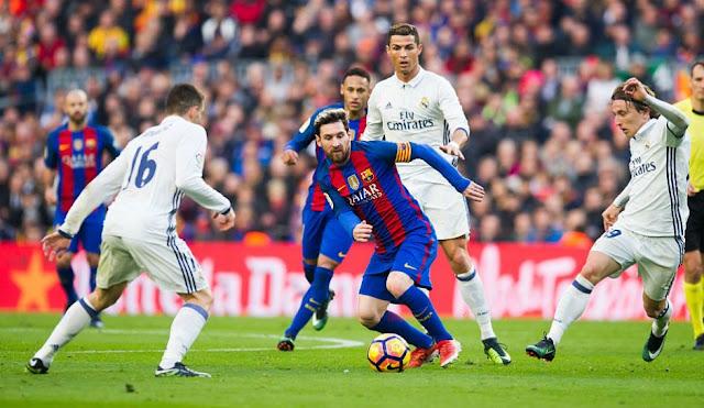 Prediksi Real Madrid vs Barcelona Liga Spanyol