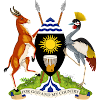 Logo Gambar Lambang Simbol Negara Uganda PNG JPG ukuran 100 px