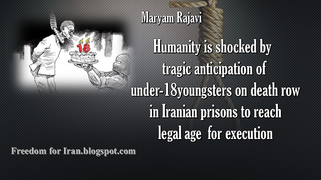 Iran- Maryam Rajavi's massage:on U.N. panel on Rights of the Child