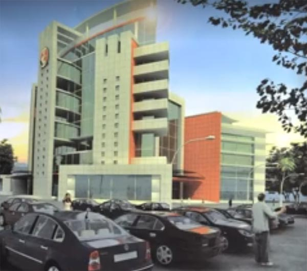 Buhari builds 10-storey permanent headquarters for EFCC in Abuja