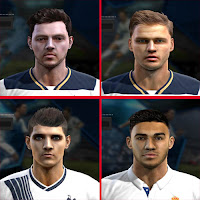 PES 2013 Mini Facepack By Aluel Facemaker