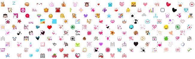 Kho icon hinh dong dep danh cho thiet ke trang tri web blog