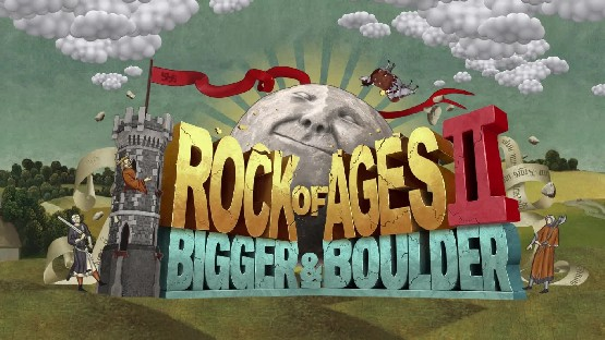 Rock of Ages 2 Free Download Pc Game