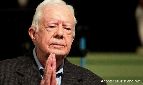 Jimmy Carter es cristiano