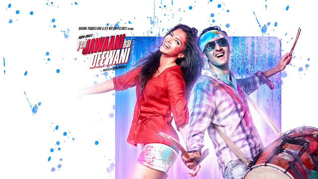 Yeh Jawaani Hai Deewani HD mp3 Songs