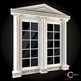 decoratiuni exterioare modele de fatade pentru case profile decorative din polistiren win-069