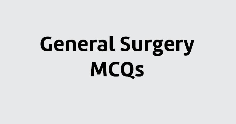 تجميعة أسئلة و MCQ في الجراحة
