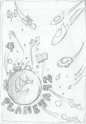 Planeta 42 Abstract