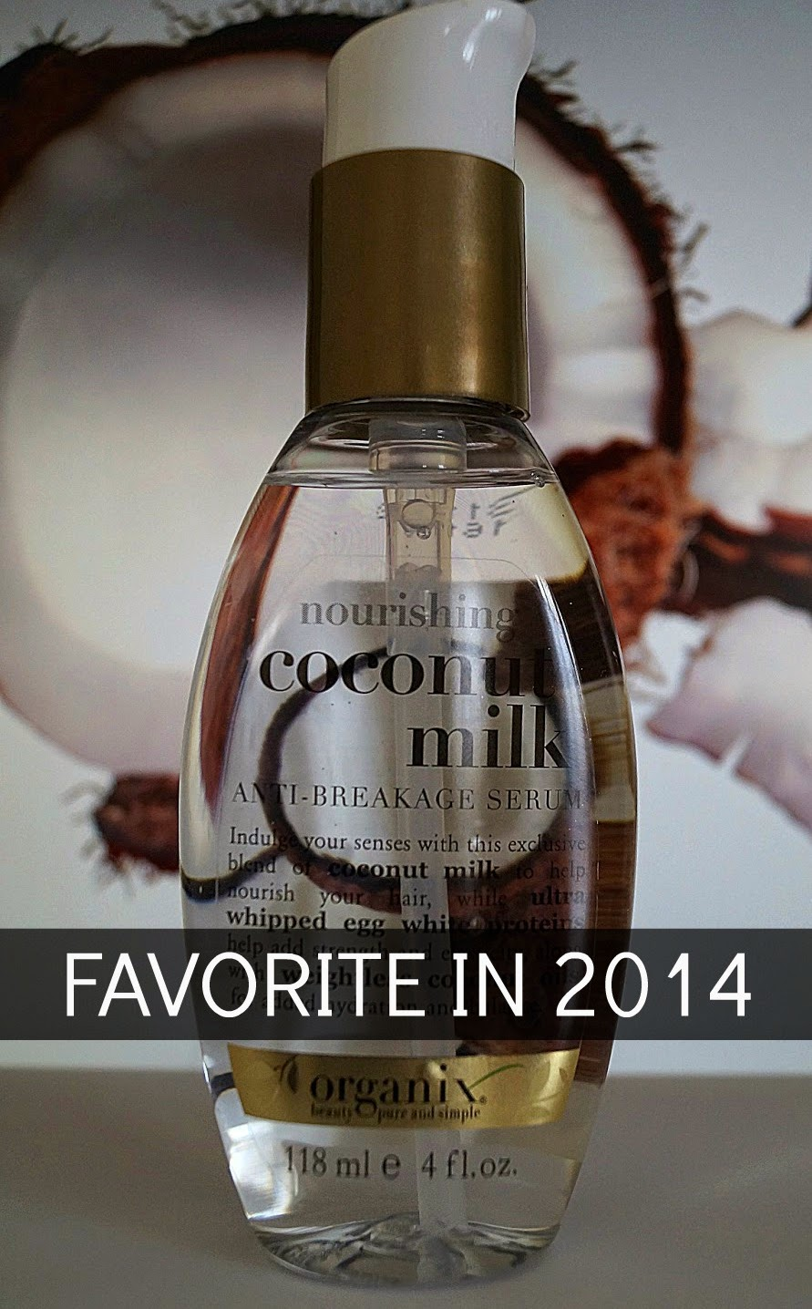Favorite Natural Hair Products in 2014