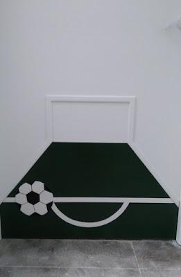 Puerta contraplacada acabada al duco