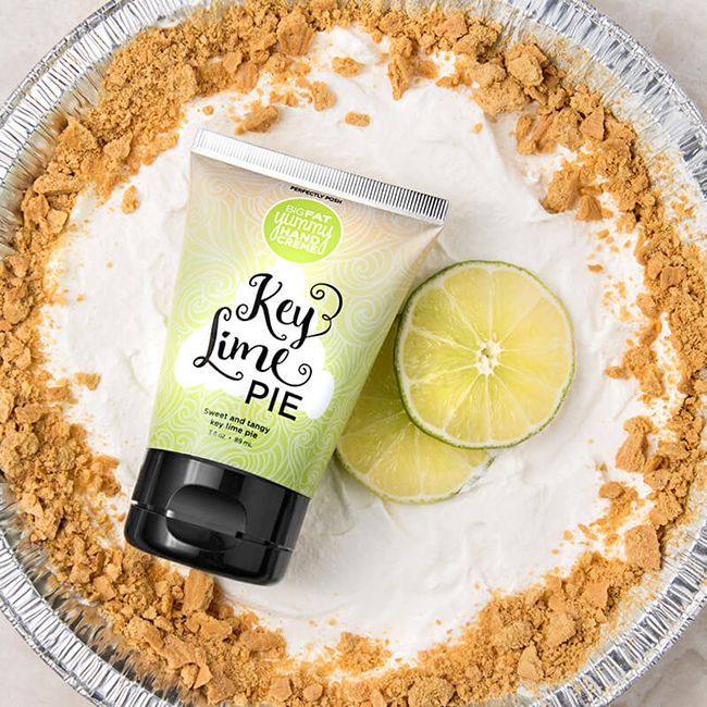 Perfectly Posh Review & Giveaway - Key Lime Pie Big Fat Yummy Hand Creme
