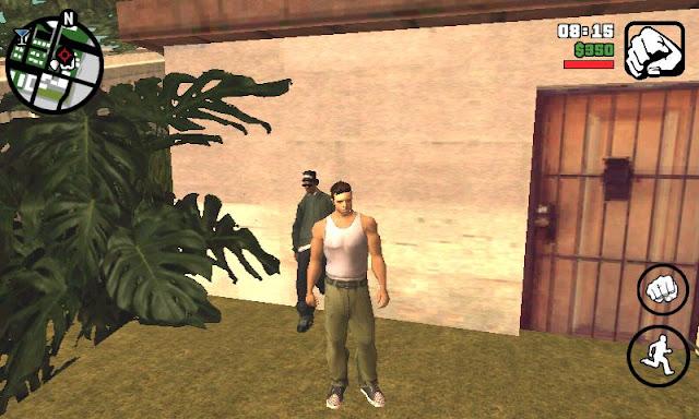 Recruit Friends Present at Grove Street Mod