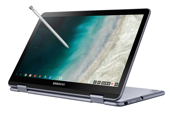 SAMSUNG unveils Chromebook Plus (V2) with 12.2-inch FHD touchscreen display, Built-in pen and 4GB RAM