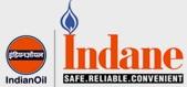 Indane LPG logo