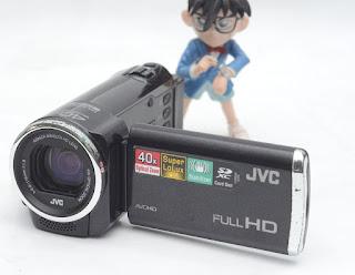 Handycam JVC GZ-E100BAG Bekas
