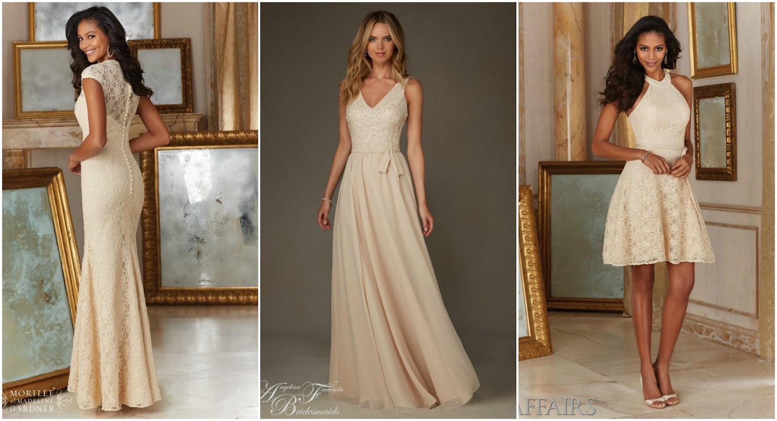 Brides of america online store champagne latte for the champagne latte for the bridesmaids dresses that is ombrellifo Images