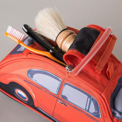 Volkswagen Beetle Wash Bag