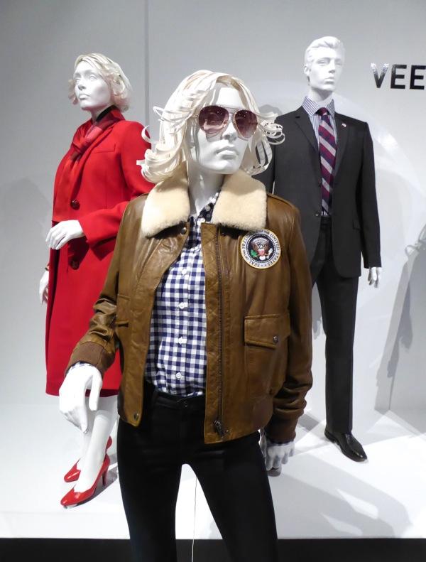 Julia Louis Dreyfus Veep season 5 POTUS costume