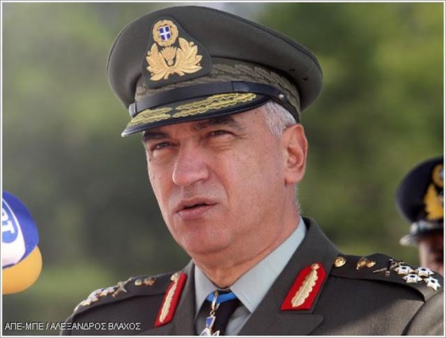 Δημόσια παρέμβαση από τον Στρατηγό Κωσταράκο για το Μεκεδονικό