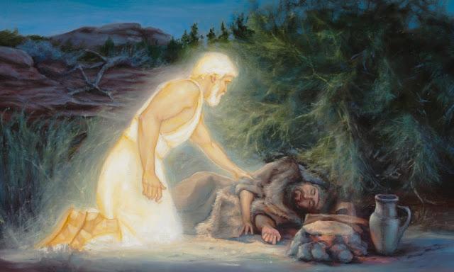 Elias-angel-Jehova