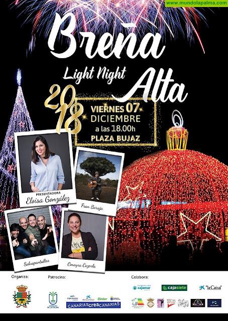 Breña Alta 'enciende' la esperada Navidad de La Villa este viernes 7 de diciembre