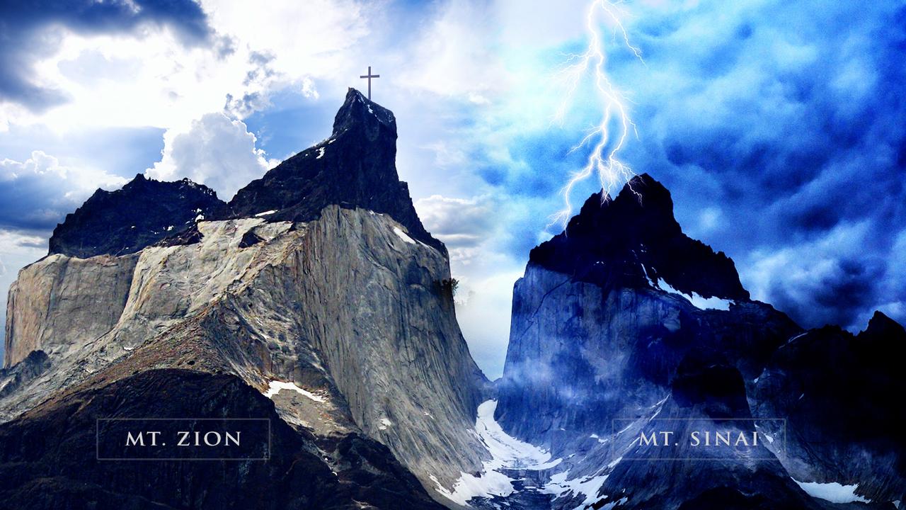 Mount Zion rejoices