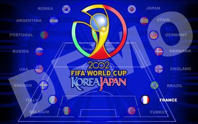 2002 FIFA World Cup Korea Japan - Jeu de Sport sur PC
