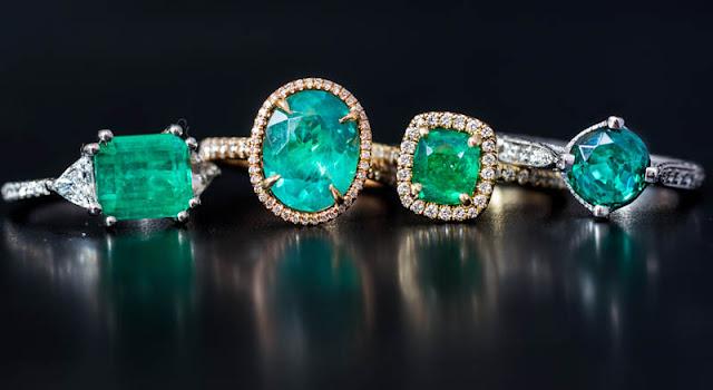 anillo de oro con esmeralda precio | foro de minerales