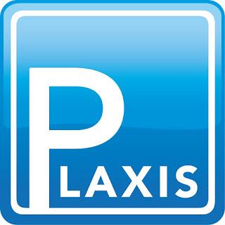 logo plaxis untuk geoteknik