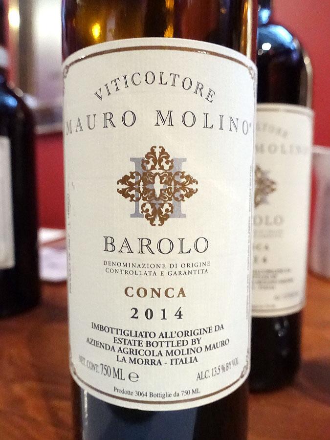 Mauro Molino Barolo Conca 2014 (92+ pts)