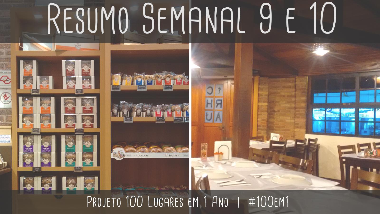 capa resumo 9 e10 projeto #100em1