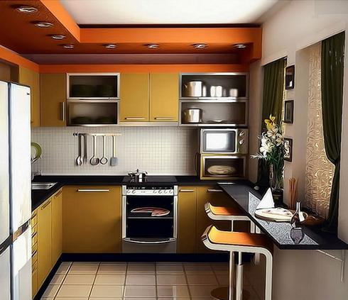 dekorasi desain dapur hotel bintang 5 terbaru - oplakdec
