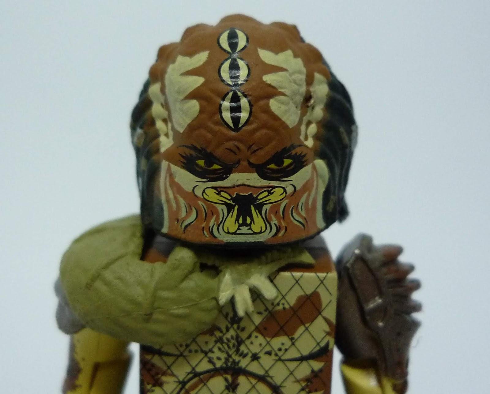 Diamond Select Toys Predator Minimates Toys R Us Wave 4 Analisis