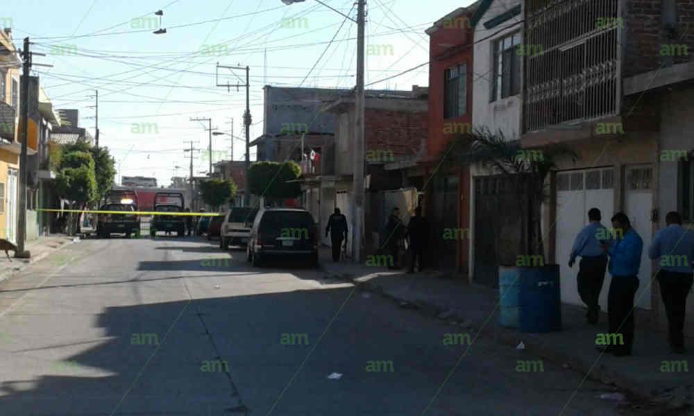 Comando armado ejecuta a cuatro en Taller Mecánico de Irapuato, Guanajuato
