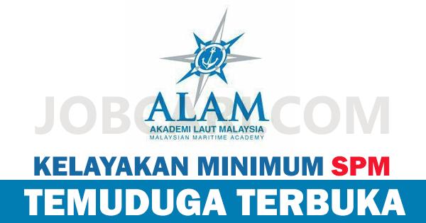 TEMDUGA TERBUKA AKADEMI LAUT MALAYSIA