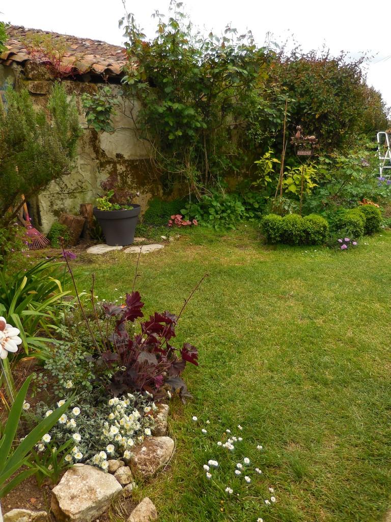 Cagouille 39 s garden petit tour de jardin - Petit jardin culinary arts tours ...