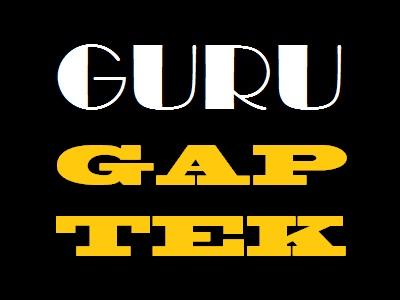 Guru Gaptek atau Guru Gagap Teknologi
