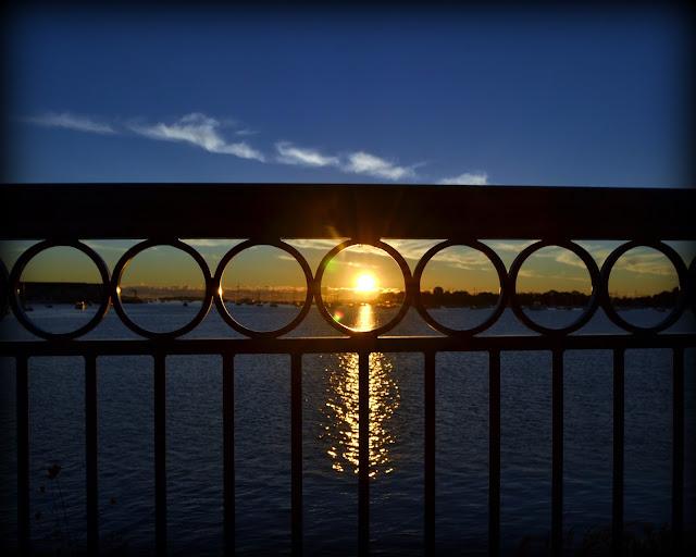 Sunrise, Salem Sound, Remond Park, Salem, Massachusetts