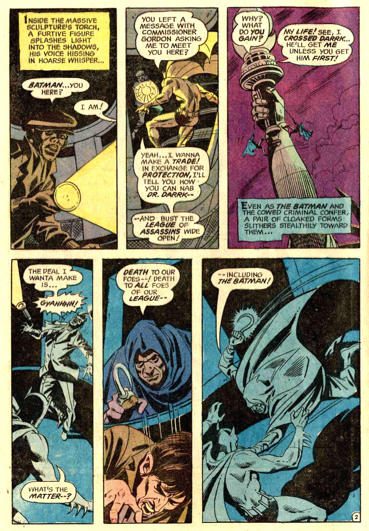 Detective Comics (1937) 411 Page 3