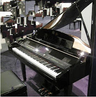 Yamaha digital grand piano