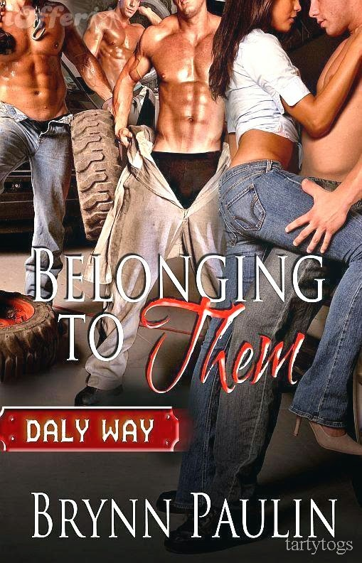 Belonging to them (Daly Way #1) by Brynn Paulin
