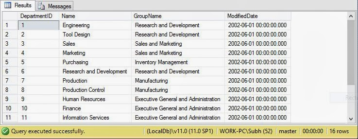 How to Retrieve Specific Records by SQL Database: SQL Server