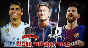 PES 2018 [XBOX 360] Alpha Infinity Patch Update (13/03/2018)
